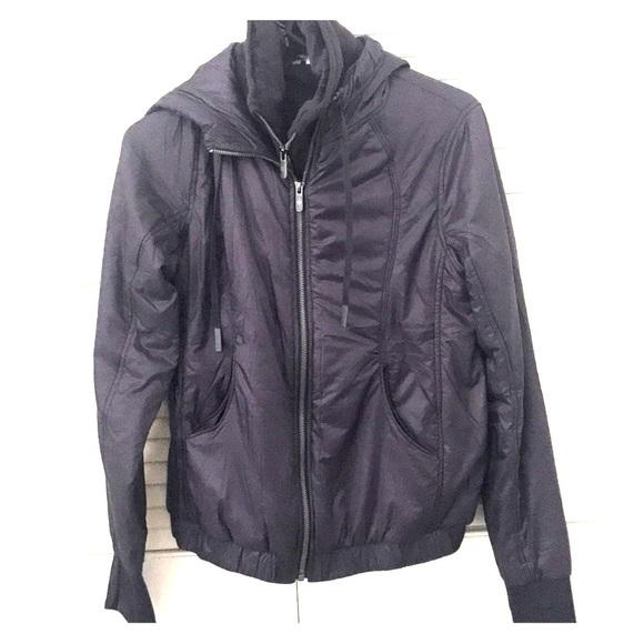 lululemon athletica Jackets & Blazers - LULULEMON ATHLETICA Glyde Scuba II Hoodie Size 6